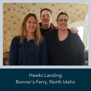 Hawks Landing ID