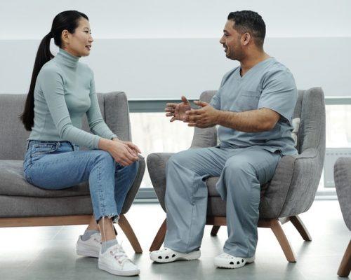 talk to doctor neurofeedback